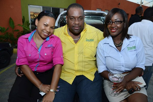Jamaica gleanergallery adam and eve spa week launch for Adam and eve salon