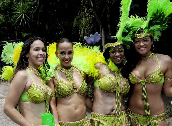 Winston Sill / Freelance Photographer Bacchanal Jamaica Carnival Road Parade, held on Sunday May 1, 2011.