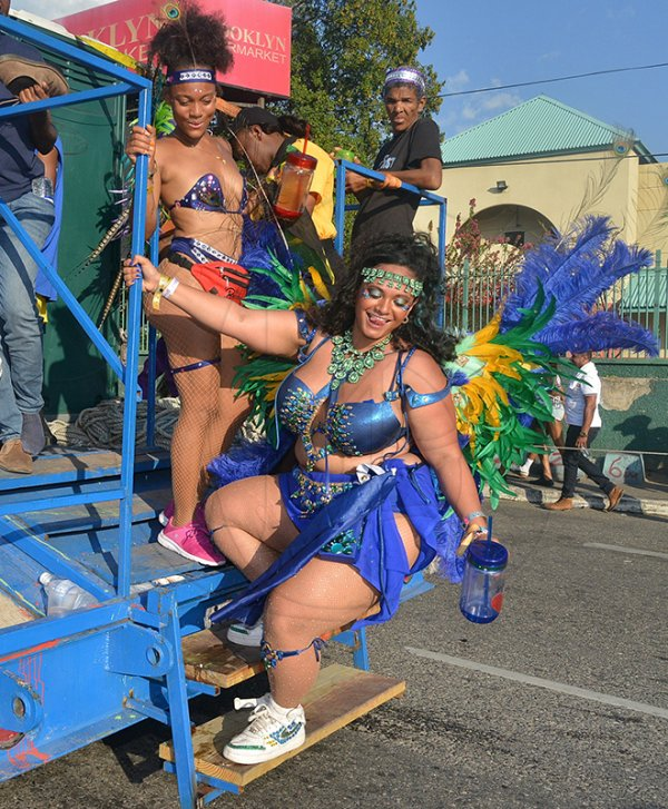 Bacchanal Carnival Road March 31