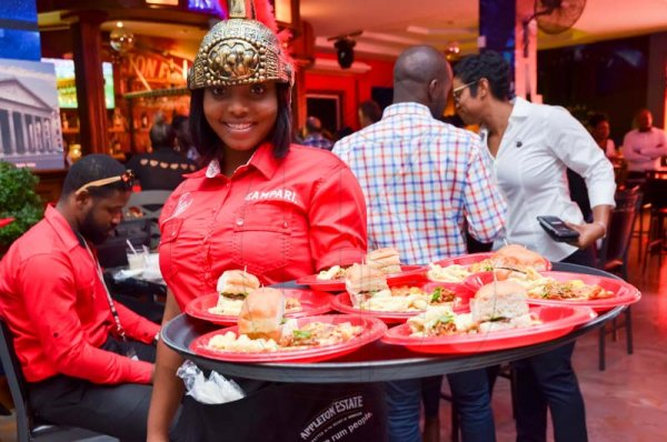 Launch of Campari Week 2018