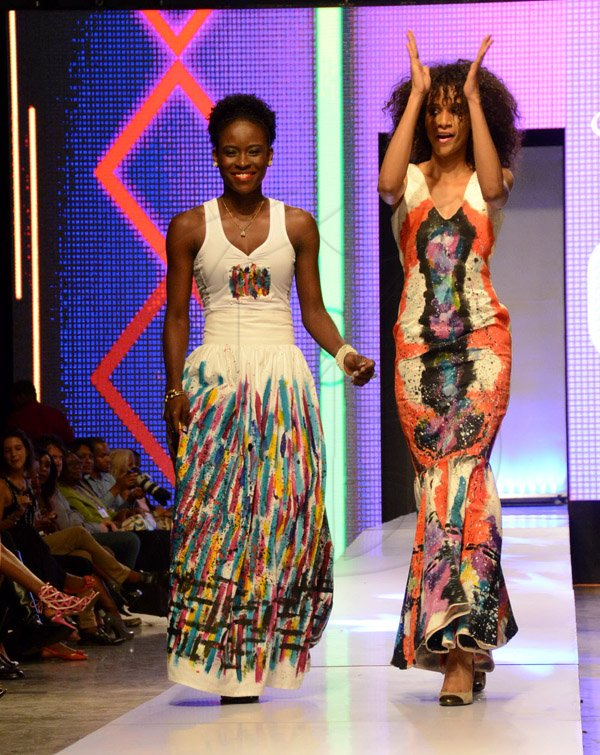 Jamaica Gleanergallery Caribbean Fashion Week 2015 Album1 Winston Sill Freelance Photographer