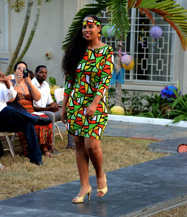 Jamaica Gleanergallery Cwc Spring Fashion Show Winston Sill Freelance Photographer The Canadian