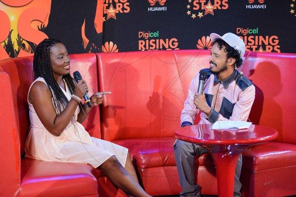 Jamaica GleanerGallery|Digicel Rising Stars Season 11- Episode two