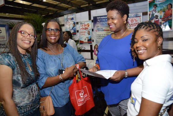 Rudolph Brown/ PhotographerJEA JMA Expo Jamaica at the National Indoor Sports Centre and the National Arena on Sunday April 22, 2018