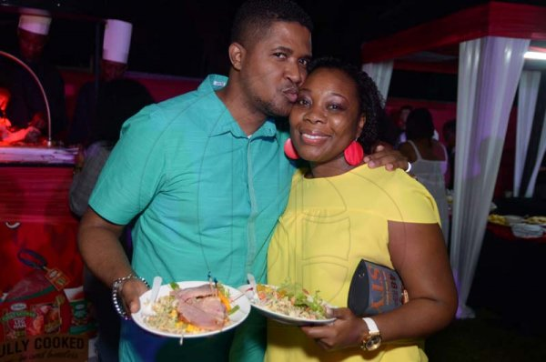 Grace Foods Reveal Party