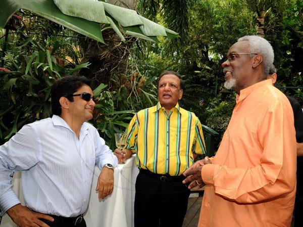 Jamaica GleanerGallery|Kenny Benjamin hosts Brunch|Winston Sill