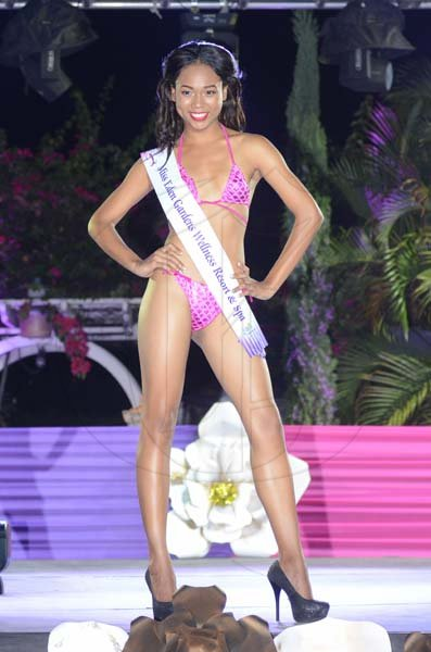 Miss Universe Jamaica East Grand Coronation