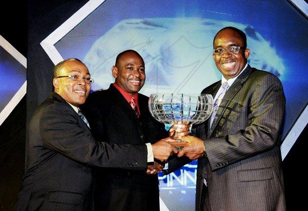 Jamaica GleanerGallery|Pinnacle Awards Dinner|Winston Sill