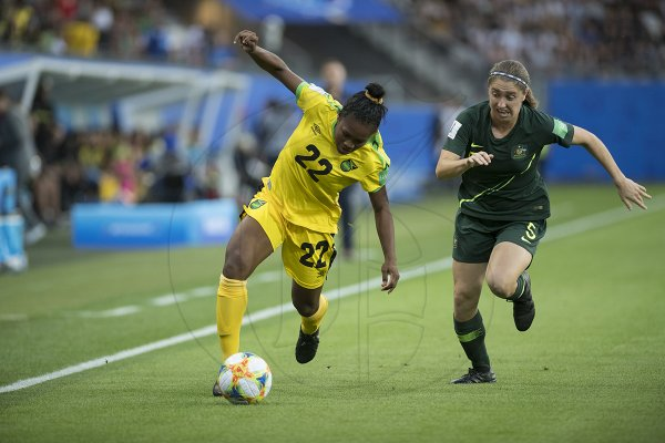 Jamaica vs Australia fixture of the FIFA Women's World Cup 2019