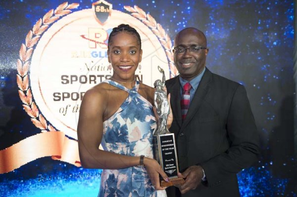 RJRGLEANER Sports Foundation National Sportsman and Sportswoman of the Year Awards
