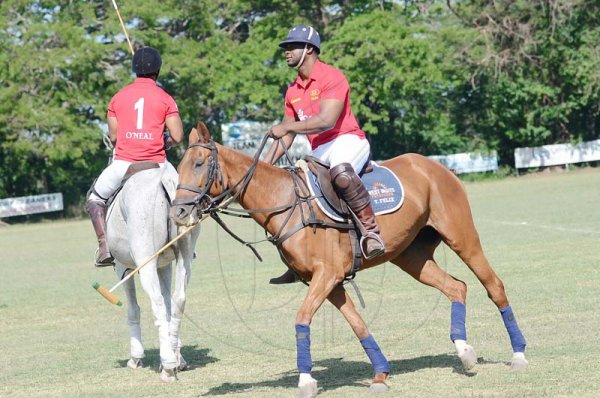 Spry Polo Match