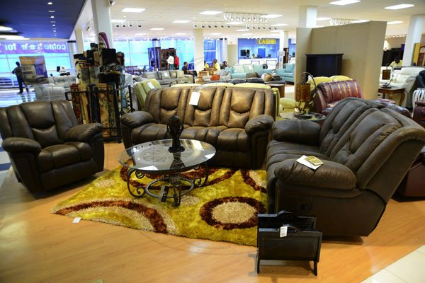 Courts Furniture Jamaica Jamaica GleanerGallery|Tour of Courts- Constant Spring ...