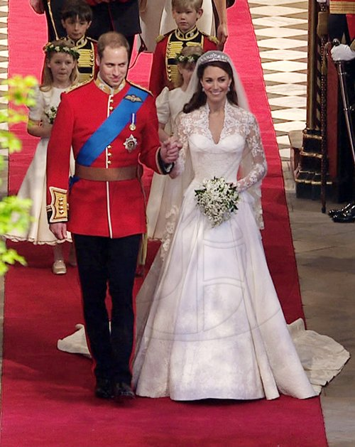 Jamaica GleanerGallery|William and Kate's Royal Wedding ...